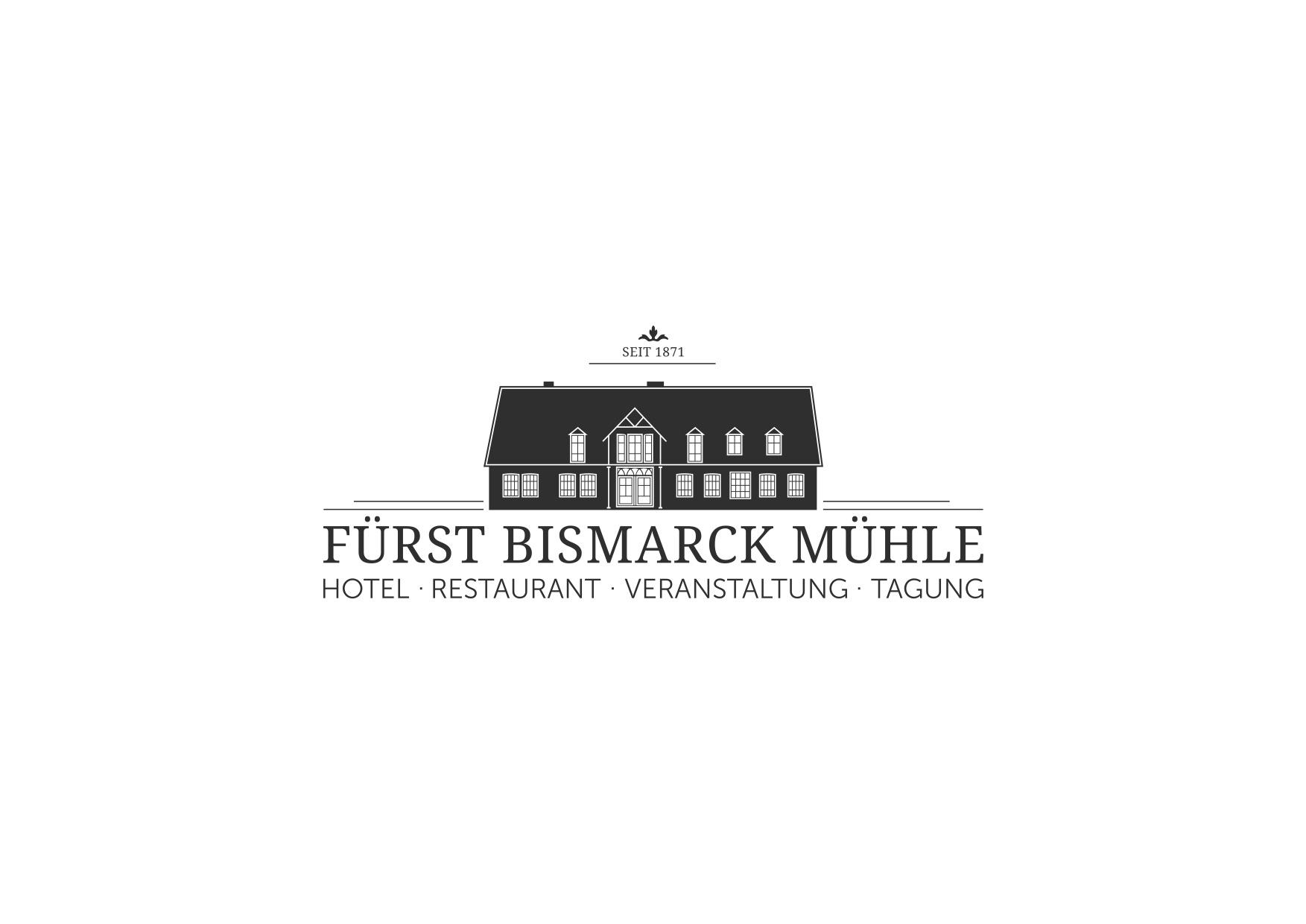 Logo der Fürst Bismarck Mühle