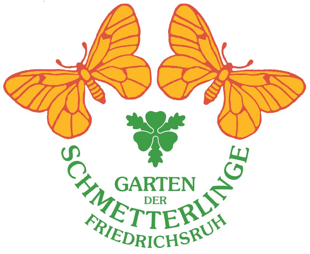 Logo des Schmetterlingsgartens