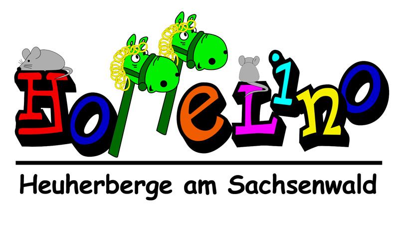 Logo vom Heuhof Hoppelino