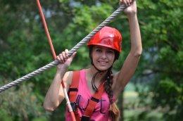 Praktikum und Ausbildung im Kletterpark